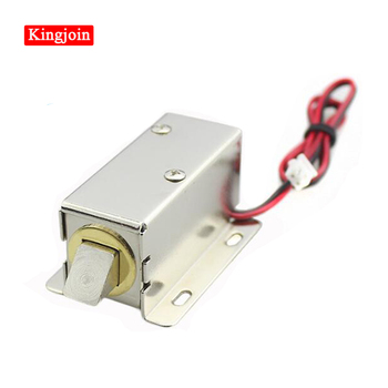 Electromechanical Lock Micro door operator Small electric locks drawer cabinet electronic locks Automatic Access Control electronic door lock core dc6v 12v 24v electromagnetic locks rfid access control for cabinet drawer