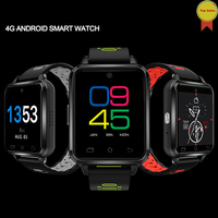 Android OS 6.0 4G Phone Call Smart Watch 1G+8G ROM GPS WIFI IP67 Waterproof Smartwatch For Android Smartphone Russian language