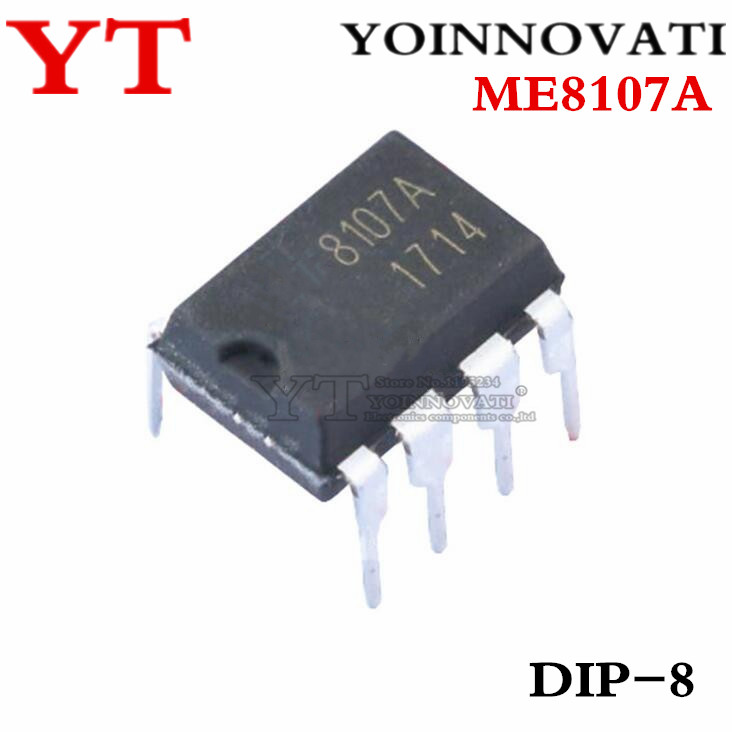 5pcs/lot ME8107A  8107A DIP8  IC