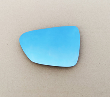 Rearview Mirror Blue Glass For Tesla Model 3  Model S  Model 3X  Wide Angle View anti glare  Heated  Water lamp