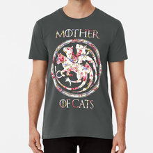Mother of cats T shirt mother of cats cat mother cats cat domestic animal animal mothers day funny most sold trend(China)