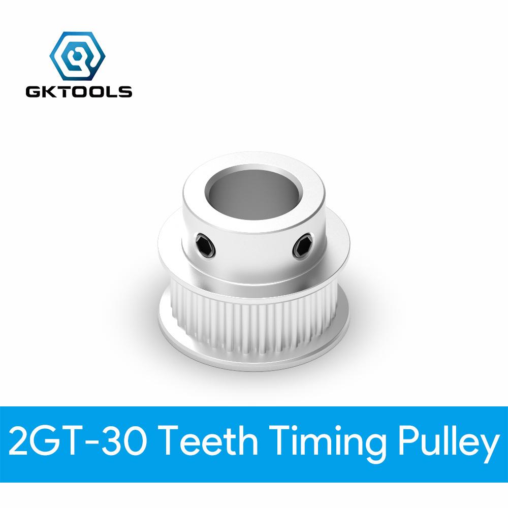 3M Timing Pulley 30T 12mm Bore for Stepper Motor 3D Printer 11mm Width HTD
