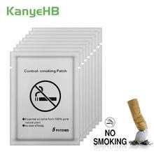 50 шт/10 мешков курить бальзам патч не сигарет курения пластырь