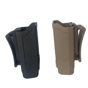 Image 2 - Tactical Mag Supporto CQC Stack Magazine pouch Holster per Glock 9 millimetri di Calibro di Rivista o 1911 Calibro