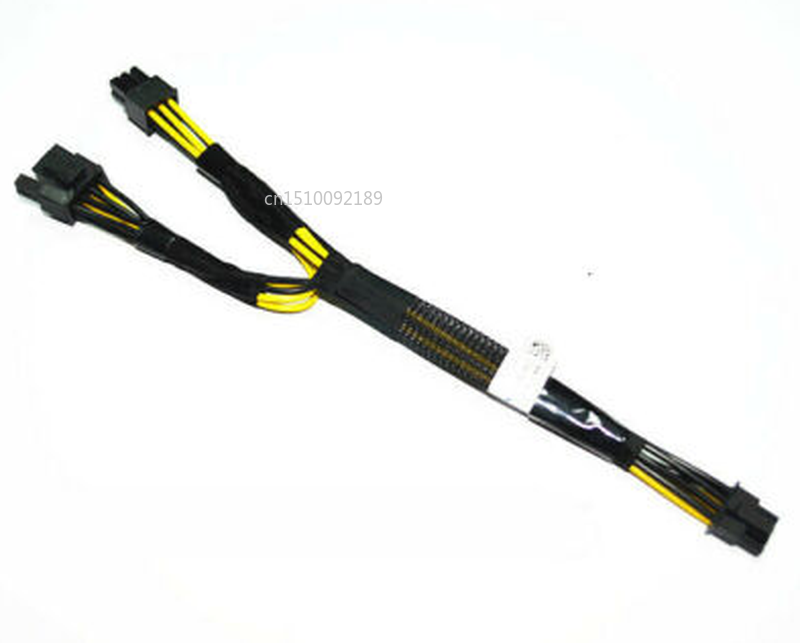 Free Shipping Original CN-0TR5TP FIT For Dell R740 R740xd GPU Power Cable TR5TP 0TR5TP Riser To GPGPU 100% Test Ok
