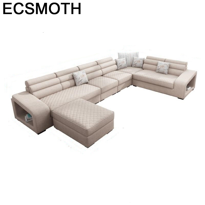 Moderne Meble Zitzak Couch Moderno Couche For Kanepe Para Recliner Puff Asiento Set Living Room Furniture Mueble De Sala Sofa