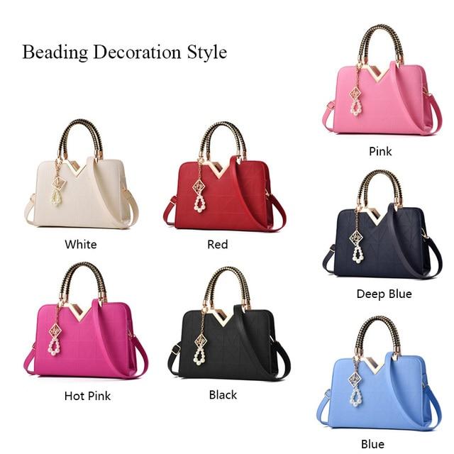 Zipper Classic Handbags  2