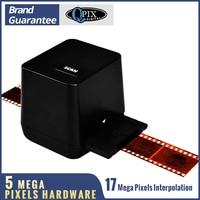 Hohe Auflösung Film Scanner Scannen Und Erfassen 17 9 Mega Pixel 135 Rutsche und Film Konverter 35mm Negativ Film Scanner-in Scanner aus Computer und Büro bei