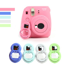 Зеркальный чехол для камеры Polaroid с автоспуском для FUJIFILM Instax Mini 7s/8/8 +/9