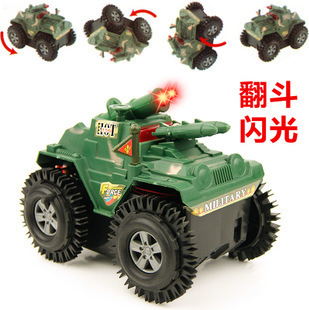 Rapid Tilting Tanks Military Model Toy Electric Tilting Car New Products Listed