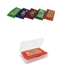5Pcs/Lot 32 Bit Video Game Cartridge Console Card English Game Memory Card For Nintendo GBA Emerald LeafGreen FireRed Sapphire