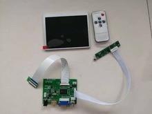Оригинальный ЖК-дисплей Yqwsyxl 5,6 дюйма AT056TN53 AT056TN53 V.1 для контроллера экрана AUTOBOSS V30, плата драйвера контроллера HDMI VGA 2AV