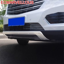 Rear Diffuser Front tuning Car Lip Styling Accessory Modification Accessories Exterior Bumpers protector FOR Cadillac XT5