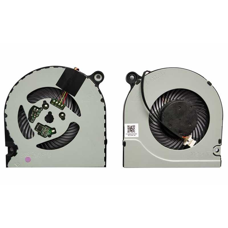 New Laptop CPU Cooling Fan For Acer Predator Helios 300 G3-571 G3-572 G3-573 N17C1 N17C6 Nitro5 AN515 AN515-51 AN515-52 AN515-41