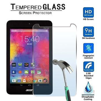 For Acer Iconia One 7 B1-750 7 Inch Tablet-9H Premium Tablet Tempered Glass Screen Protector Film Protector Guard Cover 7 for acer iconia talk s a1 734 a1 724 a1 724a one b1 770 a5007 talk7 b1 723 one 7 b1 780 tablet touch screen digitizer panel