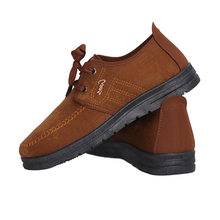 Новинка модная мужская повседневная обувь Нескользящие мягкие