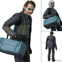 Batman The Dark Knight Joker Bank Robber Ver. Action Figure Model Collection 16cm No Box batman arkham knight 1 6 scale painted figure play arts the dark knight batman pvc action figure collectible model toy l1077