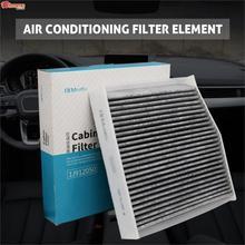 Voor Mercedes Benz A/B/Gla Klasse Cla W246 W242 W176 C117 X156 X117 Activated Carbon pollen Cabine Luchtfilter 2468300018 2468300118