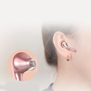 Image 5 - Nova luz de luxo i17 tws única orelha sem fio bluetooth mini fones de ouvido estéreo sem fio com microfone para iphone todos os smartphones