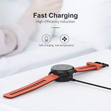 Зарядное устройство для часов samsung Galaxy Watch Active2 40 мм 44 мм портативное беспроводное зарядное устройство для быстрой зарядки