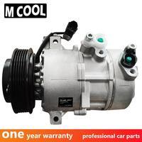 Voor Auto Ac Compressor Kia Sorento 2009-2012 2.2L 977012P160 97701-2P160 DV16