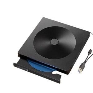 Portable External CD DVD Optic