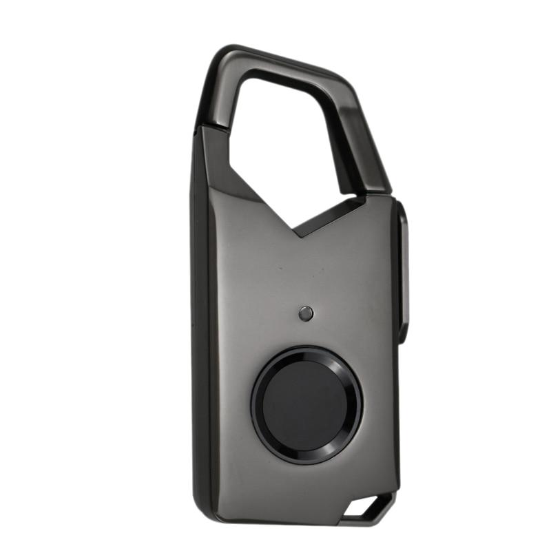 Fingerprint Lock Smart Lock Home Luggage Dormitory Locker Warehouse Door Waterproof Super Long Standby|Electric Lock| |  - title=