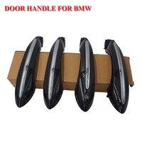 Schwarz Außen Komfort Zugang Tür Griff für BMW 5 series F11 520d 520i 523i 525d 528i 530d 51217231931 51217231932 51217231933