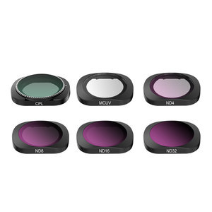 Image 5 - Filtro de lente para FIMI PALM CPL MCUV ND4/8/16/32 Protector de parasol para FIMI palm Gimbal, accesorios de cámara