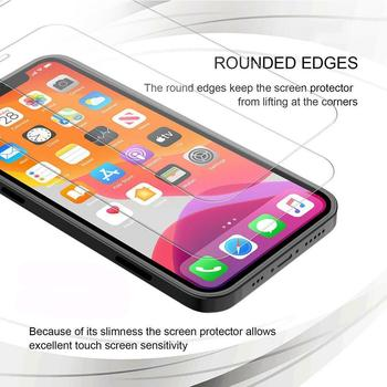 Tempered Glass For iPhone 12 12 Pro 12 Max Glass Screen Tempered Glass Protector For iPhone 9H Max Pro Protective 12 Fil Y7N1 image