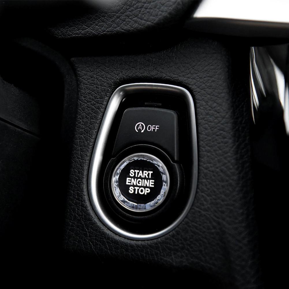 Botão de Partida Do Motor do carro