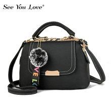 New Brand Ladies Crossbody Bags For Women 2019 Fashion Luxury Flap Zipper Leather Woman Messenger Shoulder Bag Female Handbags недорого
