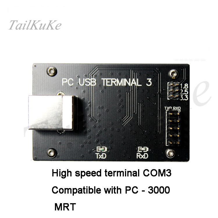 PC USB TERMINAL3 COM3 high-speed terminal compatible with PC3000 and MRT
