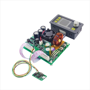DPS5015 LCD Constant Voltage Current Step-Down Programmable Power Supply Module with USB Communication Module