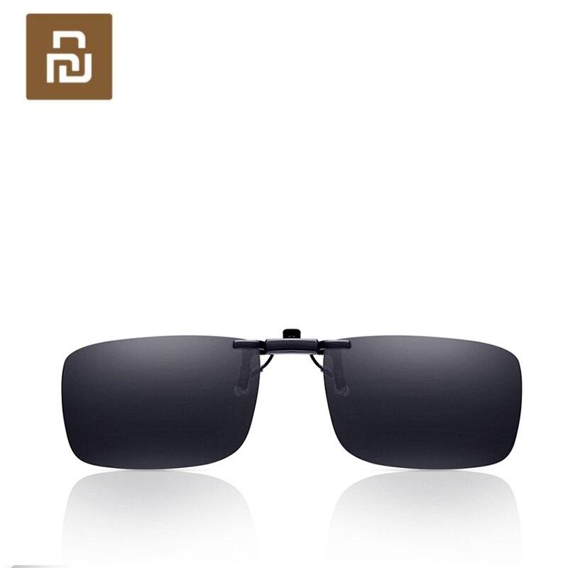Поляризованные солнцезащитные очки Youpin Turok Steinhardt TS с клипсой для путешествий на открытом воздухе