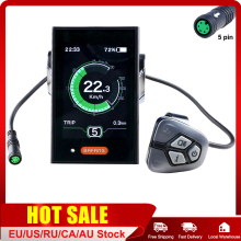 Speed-Controller BBSHD BBS02 Lcd-Display Electric-Bike Bafang Dpc18 Mid-Motor 8fun 36V