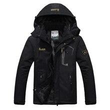 TWTOPSE Мужская зимняя водонепроницаемая Спортивная куртка для сноубординга, катания на лыжах, теплая куртка для велоспорта, рыбалки, ветрозащитная походная флисовая верхняя одежда