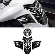 3D nakładki ochronne na zbiornik motocykla korek zbiornika paliwa naklejka Case naklejka na korek zbiornika paliwa dla Triumph Tiger 800 2010-2018 11 12 13 15 16 17
