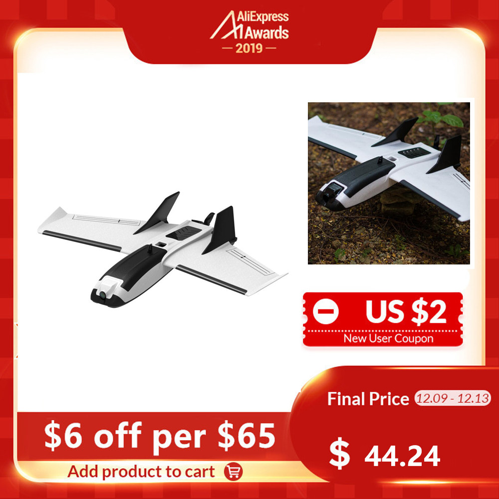 ZOHD Dart 250G RC Airplane 570mm Wingspan Sub-250 Grams Sweep Forward Wing AIO EPP FPV Drones Outdoor Toy For Children Gift