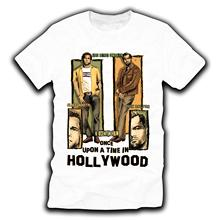 Once Upon A Time Character in Hollywood T Shirt PU27