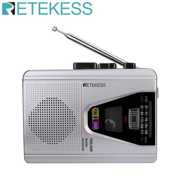 Портативный радиоприемник Retekess TR620 FM/AM 1