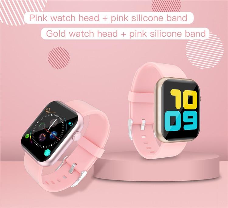 H0c4511af8ba5450688fd5b71a68be051I Oxygen Monitor Smart Watch 2020 Blood Pressure Smartwatch