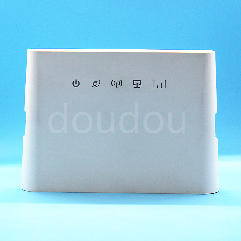 Wirless Wifi Router 4G LTE 300Mbps Wireless Router 4G Cat4 CPE 4g Wireless Router PK B310 B315