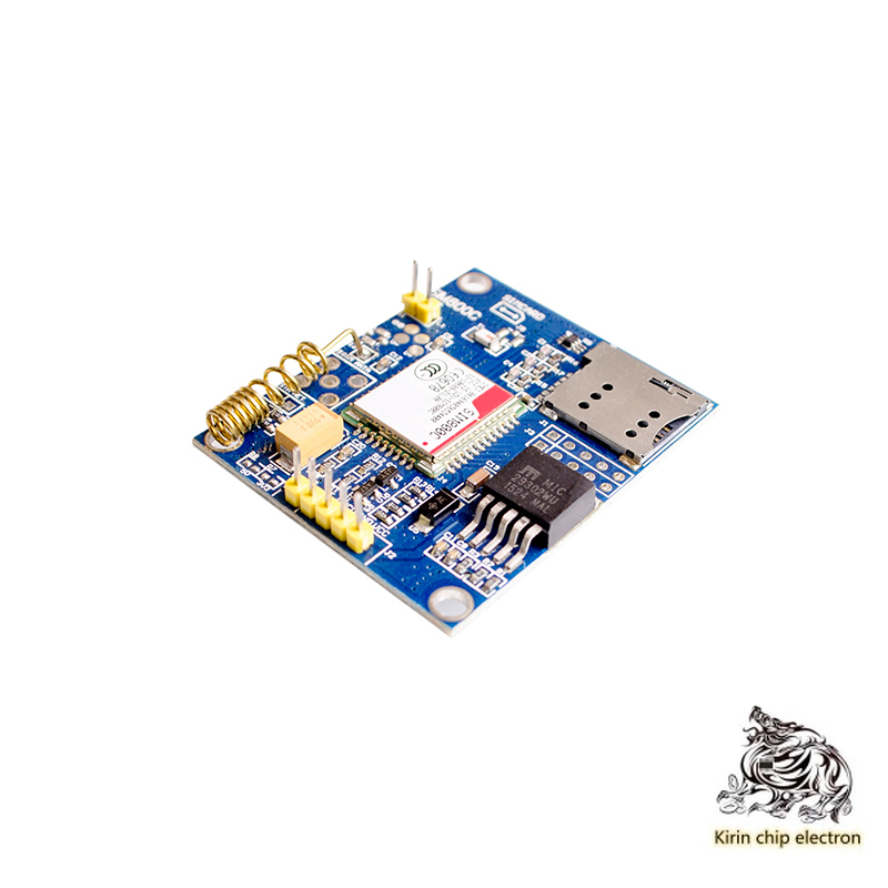 2PCS/LOT SIM800C Module Short Message Data Bluetooth Version Replaces SIM900A Development Board