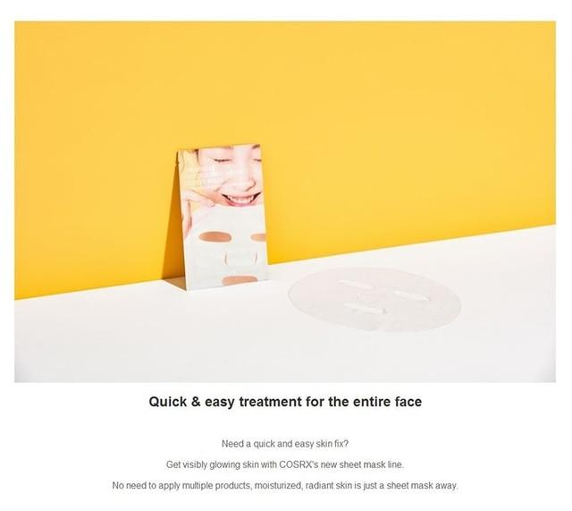 COSRX Full Fit Propolis Nourishing Magnet Sheet Mask 3ea  Moisturizing Skin care Korean Mask Face Whitening Depth Replenishment 1
