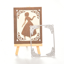 InLoveArts Special Day Letter Dies Frame Metal Cutting Dies New 2019 for Card Making Scrapbooking Dies Embossing Cuts Craft Dies diyarts 2020 new letter dies metal cutting dies scrapbooking for card making metal craft dies alphabet die cuts embossing