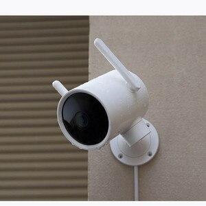 Image 3 - Xiaobai Smart Camera 270 ° 1080P Outdoor N1 Wifi Webcam IP66 Nachtzicht Voice Call Alarm Ai Humanoïde Detectie camera