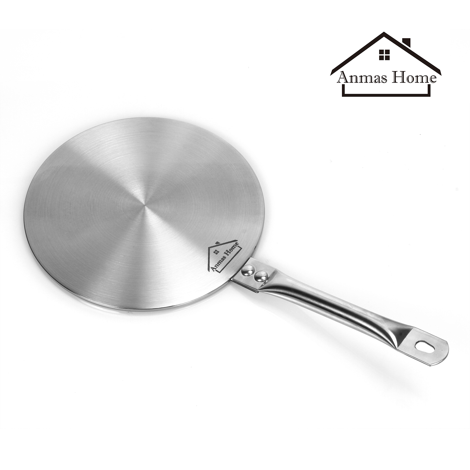 Stainless Steel Induction Cooktop  Converter Disk Plate Cookware Interface Disc Plate Heat Diffuser