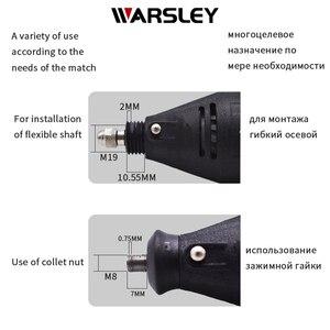 Image 3 - Elektrikli matkap Dremel değirmeni 180W gravür kalem değirmeni Mini matkap DIY matkap elektrikli döner aracı Mini değirmen taşlama makinesi