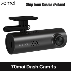 Image 1 - 70mai DVR Xe Ô Tô WiFi Ứng Dụng Tiếng Anh Điều Khiển Giọng Nói 70 Mai 1S 1080P Nhìn HD Xiaomi 70mai Dash cam 1S Camera Ghi Hình
